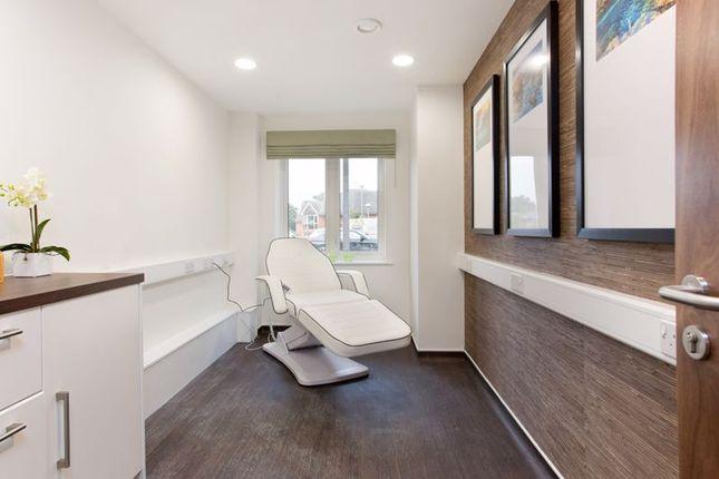 Treatment Room of Redfields Lane, Church Crookham, Fleet GU52
