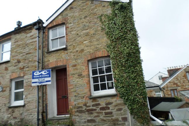 Thumbnail Terraced house to rent in Town End, Bodmin