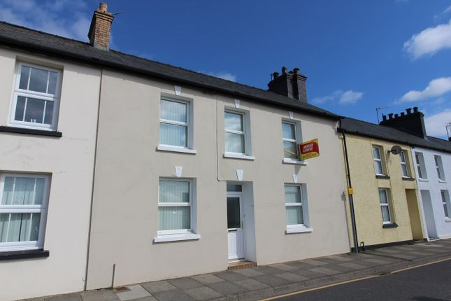 Thumbnail Terraced house for sale in Peterwell Terrace, Lampeter