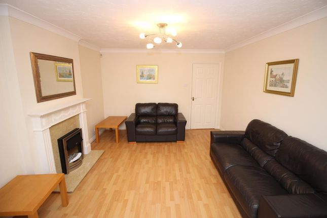 Thumbnail Detached house to rent in Princes Meadows, Gosforth, Newcastle Upon Tyne