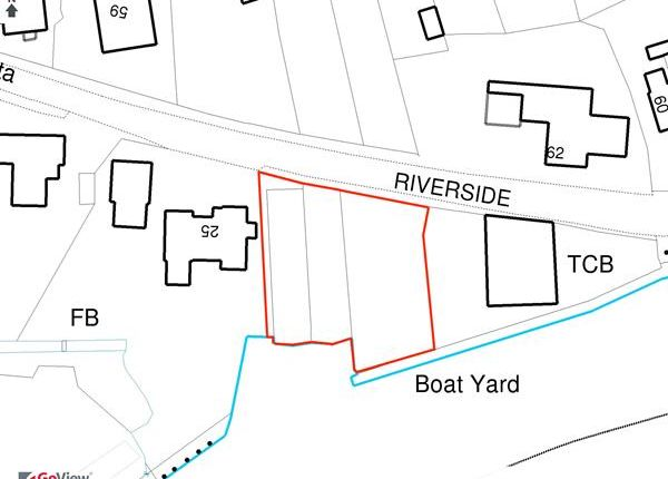 Thumbnail Land for sale in Development Land, Riverside, Reedham, Great Yarmouth, Norfolk