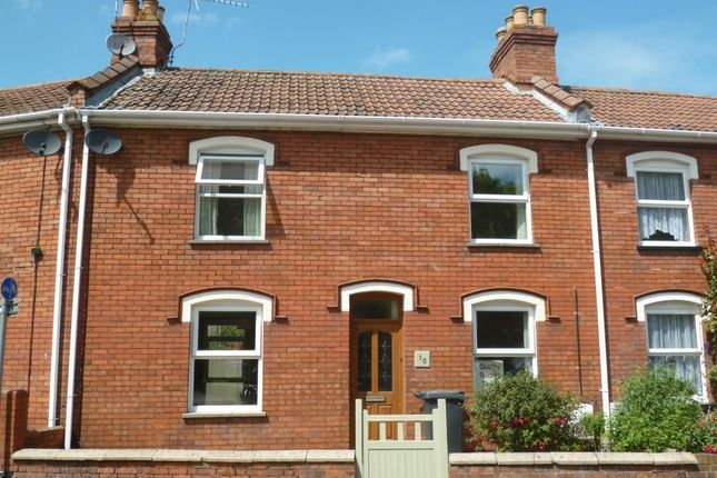 Thumbnail Property to rent in Cranleigh Gardens, Bridgwater