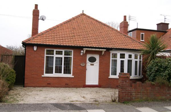 Thumbnail Detached bungalow to rent in Newlands Road, Blyth