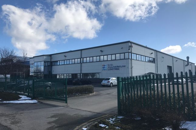 Thumbnail Industrial to let in Johnson Way, Shadsworth Business Park, Blackburn