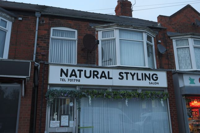 Thumbnail Flat to rent in The Flat Above, 389 James Reckitt Avenue, Hull, Yorkshire