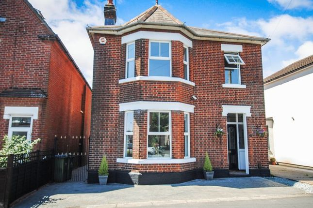 Thumbnail Detached house for sale in Bullar Road, Southampton