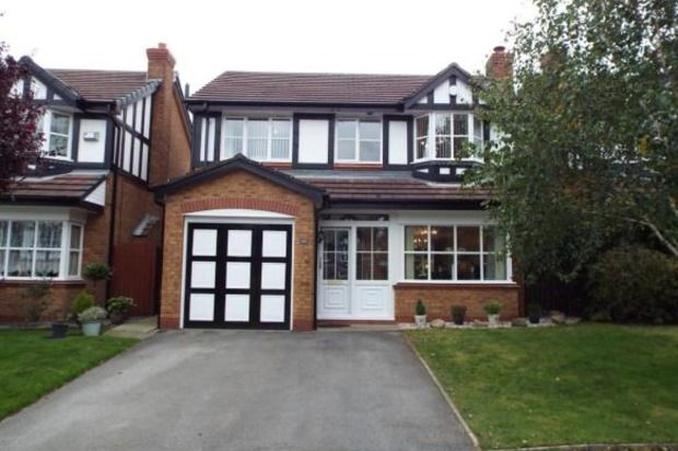 Thumbnail Detached house to rent in Knightswood, Bolton