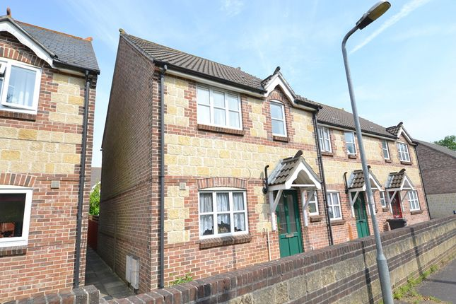 Thumbnail End terrace house to rent in Crofts Mead, Wincanton