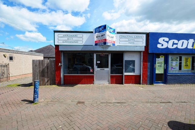 Thumbnail Commercial property for sale in Woodburn Road, Dalkeith, Midlothian