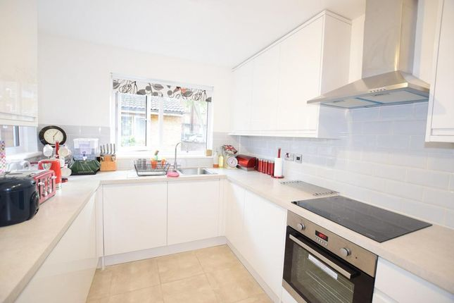 Thumbnail Semi-detached house to rent in Wesley Close, London