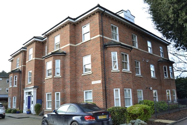 Thumbnail Flat for sale in Woodland Drive, Colchester