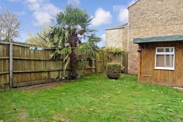 Garden of Caling Croft, New Ash Green, Longfield, Kent DA3