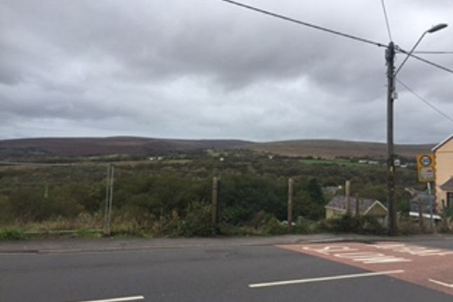 Street View of Brynamman Road, Lower Brynamman, Ammanford, Carmarthenshire. SA18