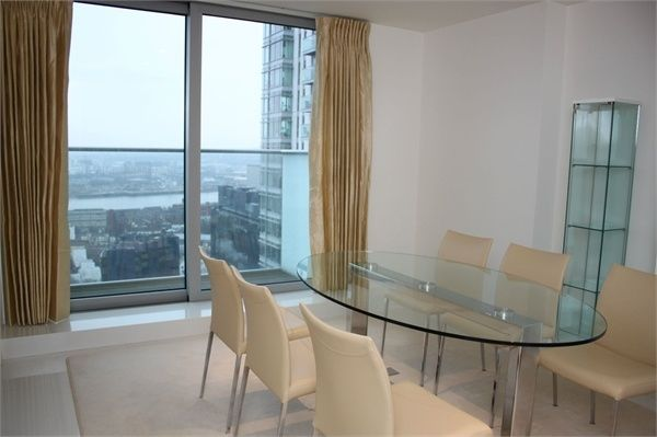 Thumbnail Flat to rent in 1, Pan Peninsula, Millharbour, Canary Wharf, London