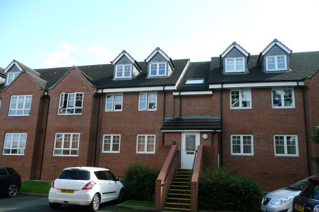 Thumbnail Flat to rent in Harlequin Court, 11 The Avenue, Whitley, Coventry