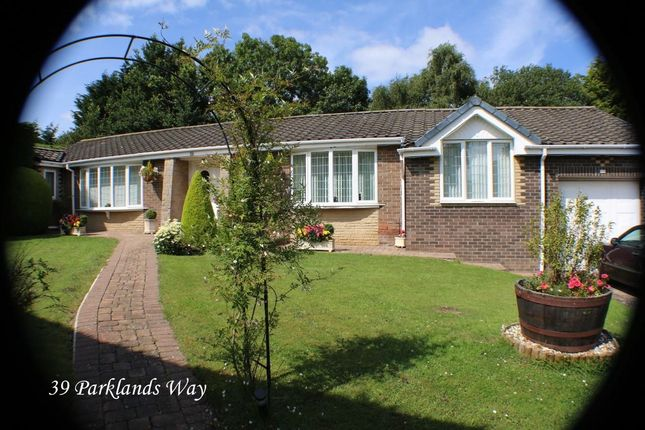 3 bed detached bungalow for sale in Parklands Way, Hartlepool TS26