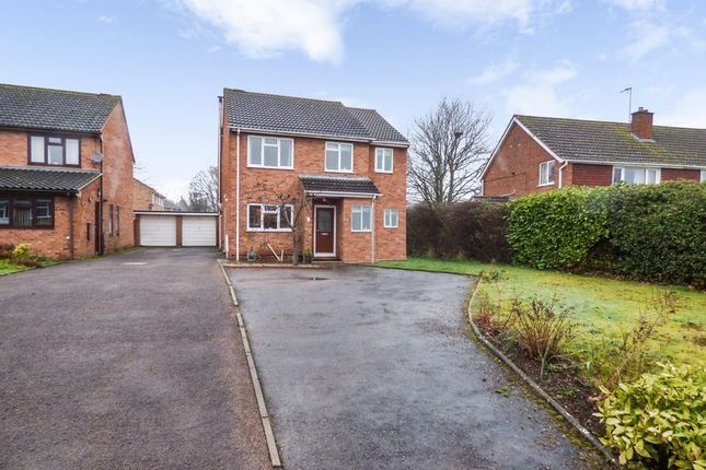 Thumbnail Detached house for sale in Johnstone Road, Newent