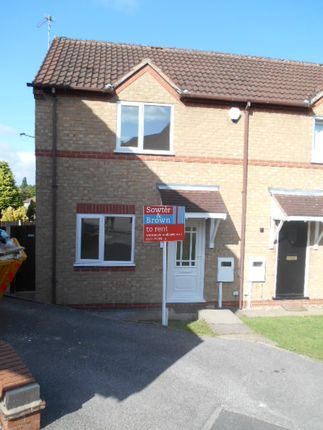 Thumbnail Semi-detached house to rent in Solway Close, Derby