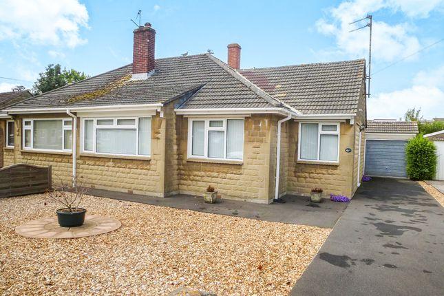Thumbnail Semi-detached bungalow for sale in Downham Mead, Chippenham