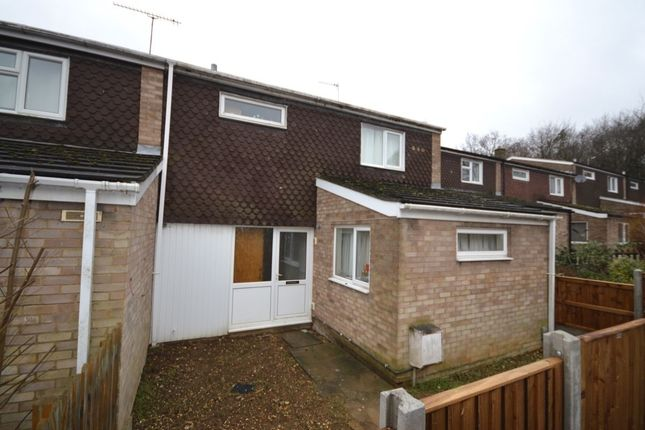 Thumbnail Terraced house to rent in Grace Way, Stevenage