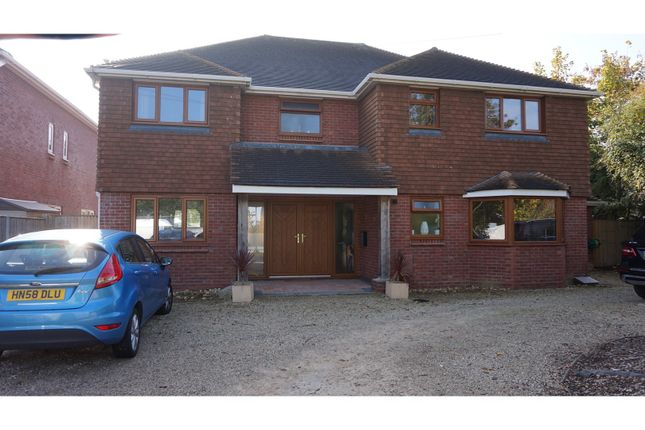 Thumbnail Detached house to rent in Bacon Lane, Hayling Island