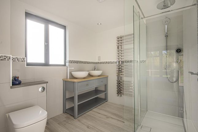Ensuite of New Home, Foot Of South Downs, Storrington, West Sussex RH20