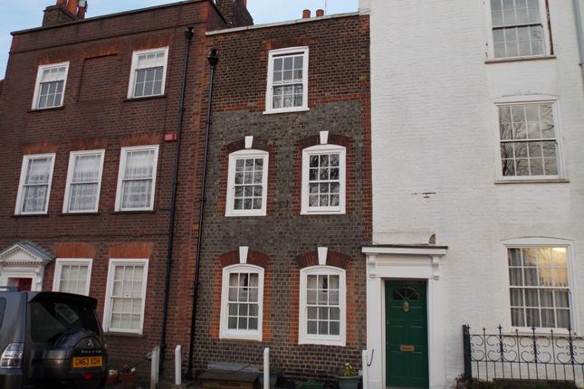 Thumbnail Terraced house for sale in Prospect Row, Brompton