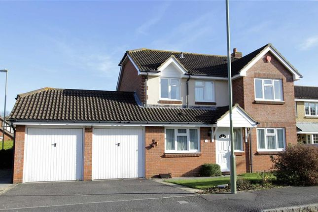 Thumbnail Property for sale in Hart Close, New Milton