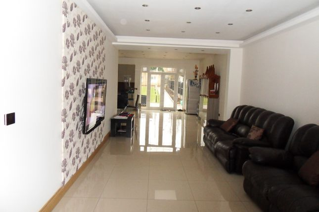 Thumbnail Semi-detached house to rent in Kenton Gardens, Kenton