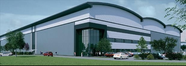 Thumbnail Light industrial for sale in Magnitude, Midpoint 18, Middlewich, Cheshire