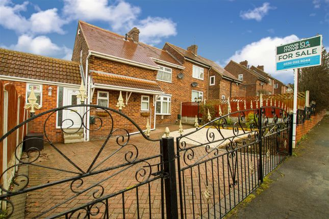 Thumbnail Semi-detached house for sale in Addison Road, Maltby, Rotherham
