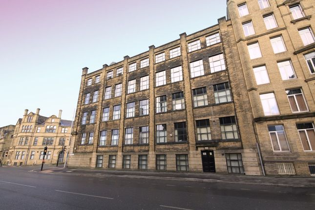 Thumbnail Block of flats for sale in Sunbridge Road, Bradford