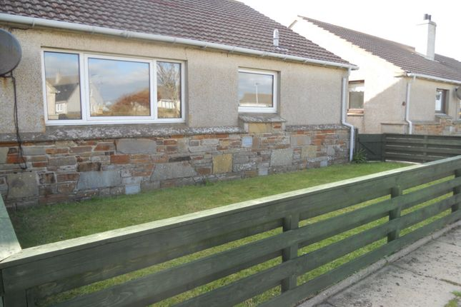 Thumbnail Semi-detached bungalow for sale in Dwarwick Place, Dunnet, Thurso