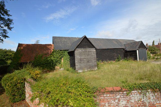 Thumbnail Land for sale in Castle Hedingham, Halstead, Essex