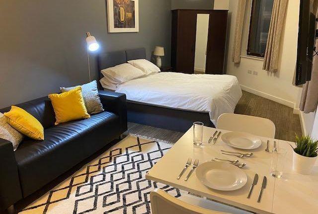 Studio to rent in Moorfield Apartments, Liverpool L2