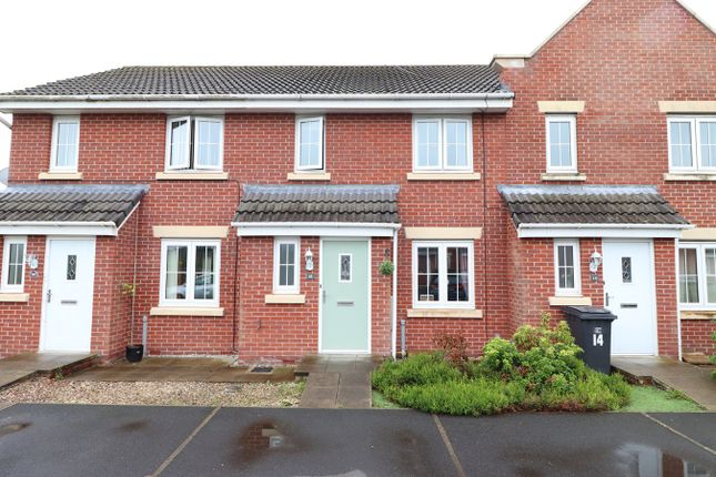 Thumbnail Terraced house for sale in Lowry Gardens, Stanwix, Carlisle
