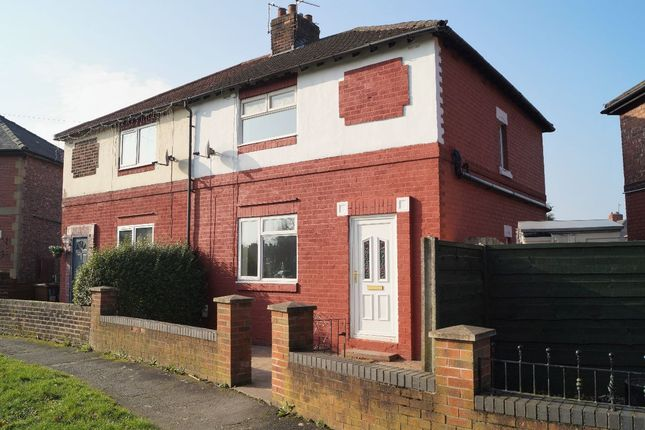 Thumbnail Semi-detached house for sale in Dumbarton Road, Stockport