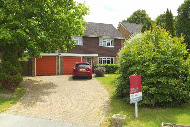Thumbnail Detached house for sale in Delves Close, Ringmer, Lewes