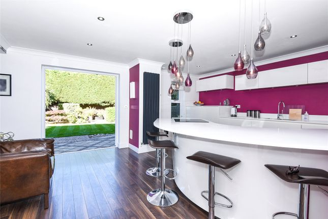Thumbnail Detached house for sale in Nash Park, Binfield, Bracknell, Berkshire