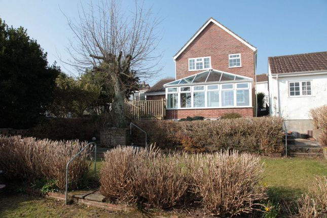 Thumbnail Detached house for sale in Edgcumbe Green, St Austell, Cornwall