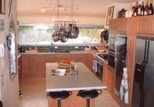 Kitchen of La Garde Freinet, Saint Tropez, French Riviera, 83680