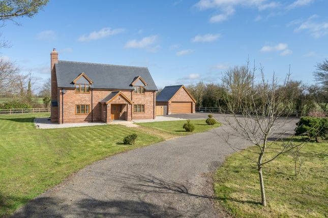 4 bed detached house for sale in The Turnpike, Carleton Rode, Norwich NR16