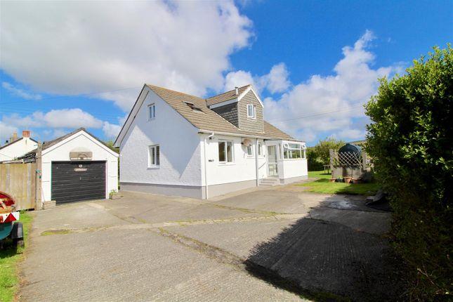 Thumbnail Detached house for sale in Hendra Close, Ashton, Helston