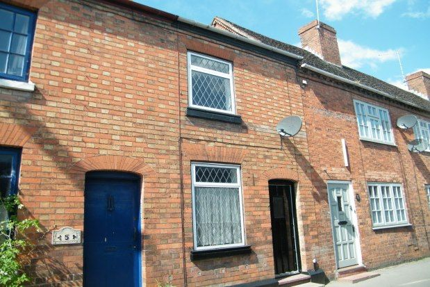 2 bed terraced house to rent in Birmingham Road, Stratford-Upon-Avon CV37