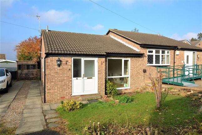 Thumbnail Bungalow to rent in Lincoln Walk, Kippax, Leeds