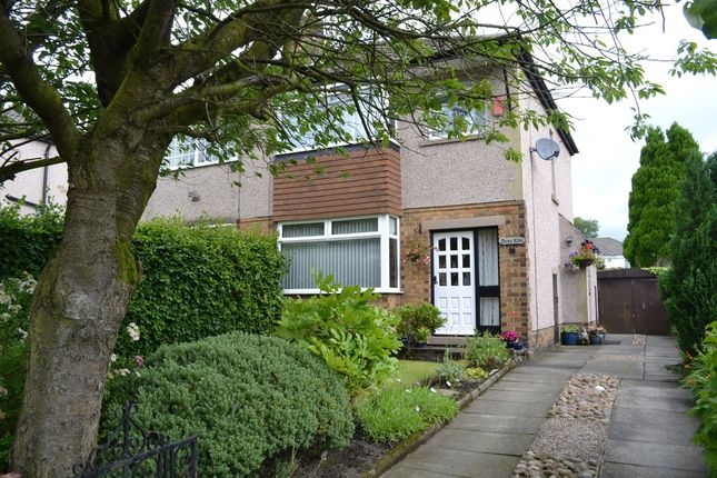Thumbnail Semi-detached house for sale in Wimborne Drive, Allerton, Bradford