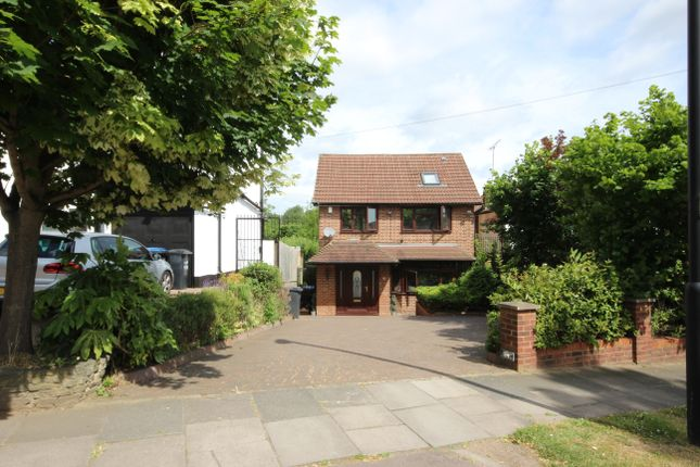 Thumbnail Detached house for sale in Houndsden Road, Winchmore Hill