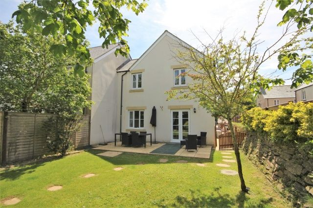 Thumbnail Semi-detached house for sale in Farriers Green, Camelford