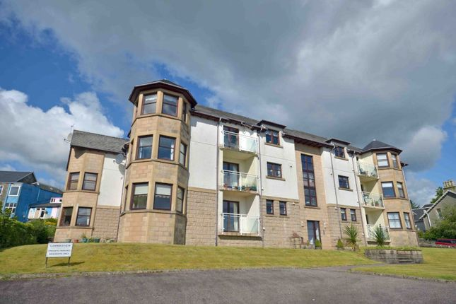 Thumbnail Flat for sale in Cammes View Marine Parade, Hunters Quay, Dunoon