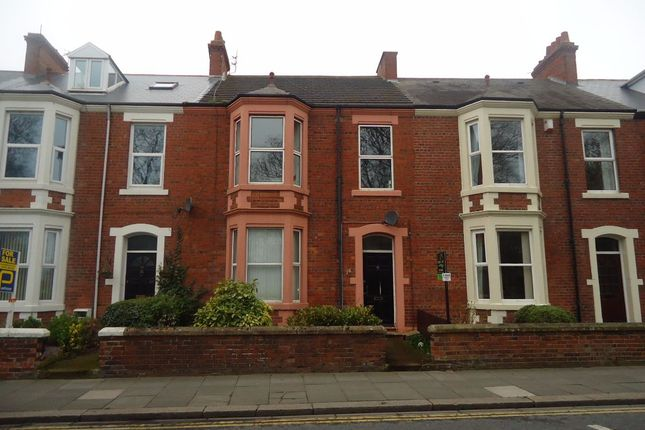 Thumbnail Flat to rent in Belgrave Crescent, Blyth